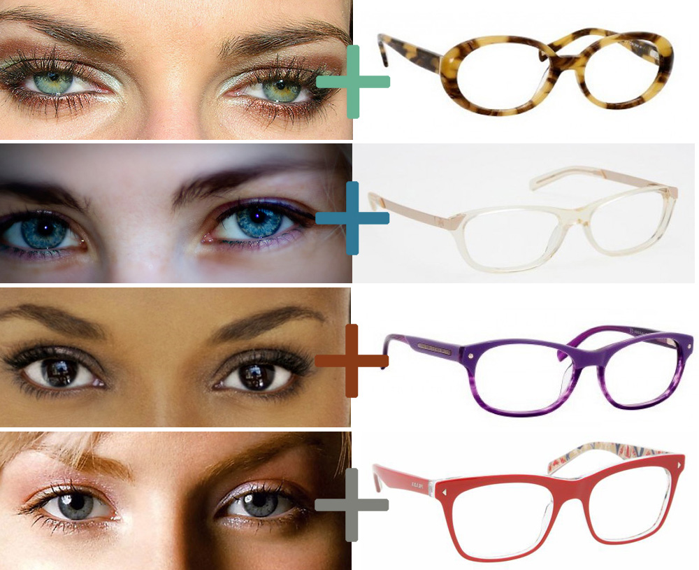 Eyeglass Frames For Hazel Eyes : Find the perfect glasses for your eyecolor