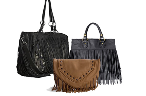 Fringe Handbag Dupes