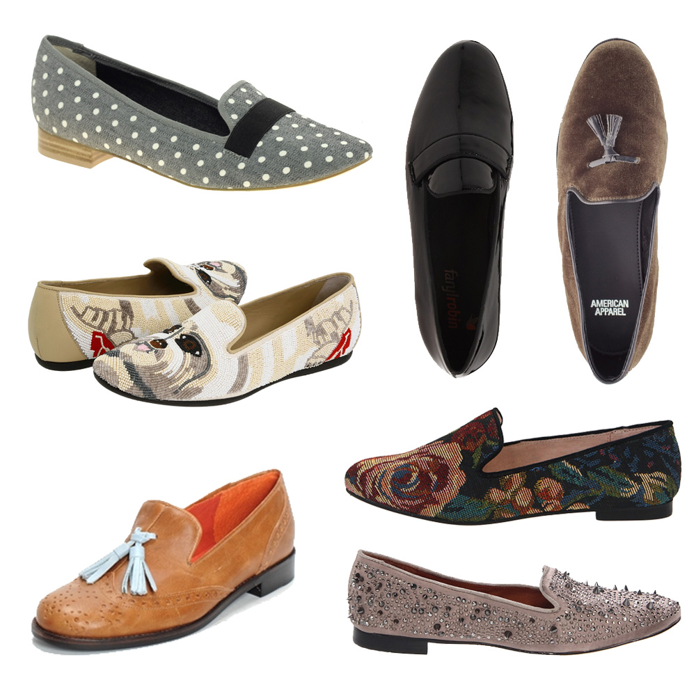 Clothing stores online :: Womens loafer shoes