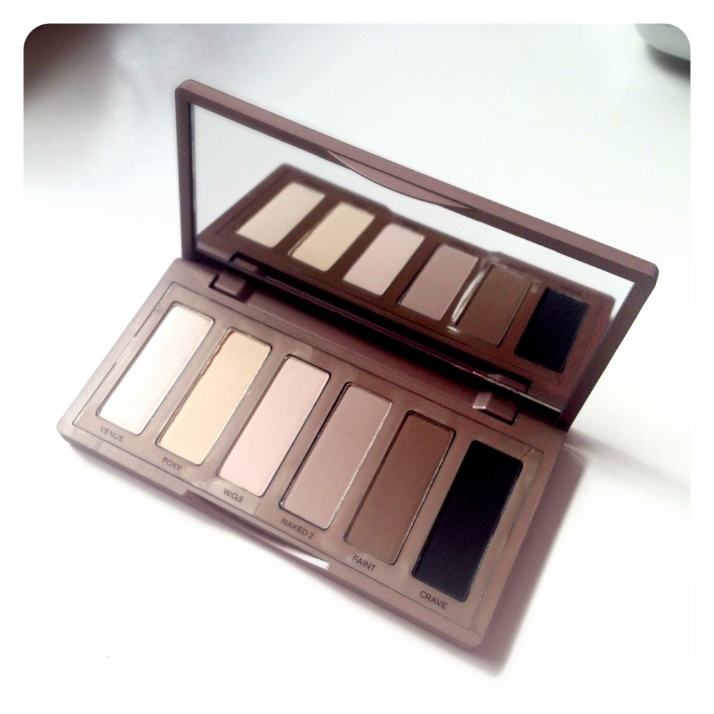 photo 3 1024x1024 Swatch It: Urban Decay Naked Basics Palette