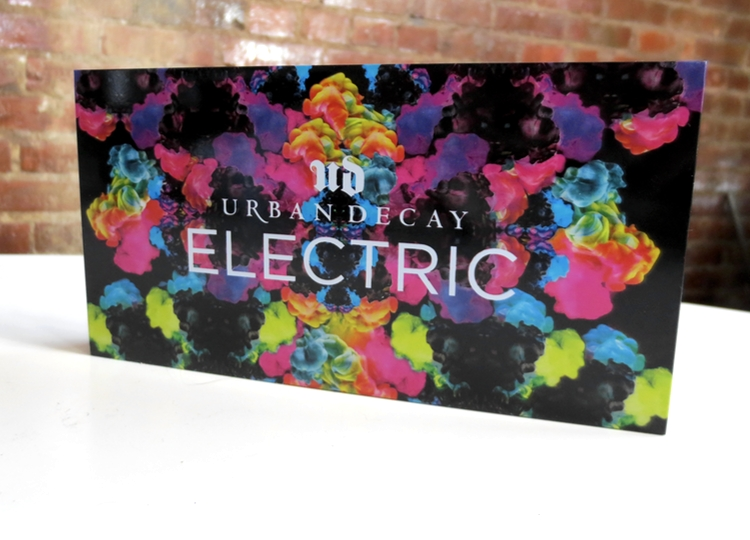 Electric1 URBAN DECAY ELECTRIC PALETTE