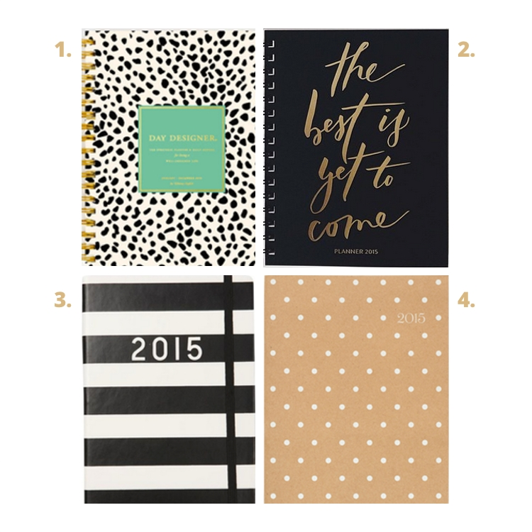 14htbf 2015planner A WELL PLANNED NEW YEAR | THE BEST DAY PLANNERS FOR 2015