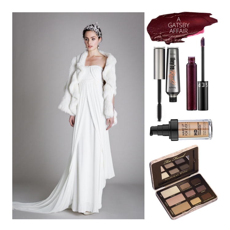 LOVERLY GATSBY BRIDAL BEAUTY: A NEW YEARS EVE CELEBRATION