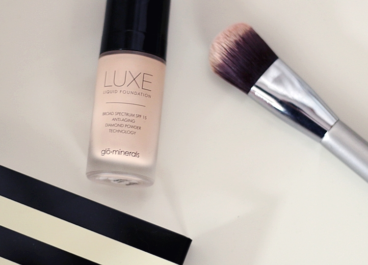 HERO2 GLO MINERALS LUXE FOUNDATION